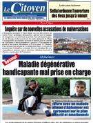 La maladie d'Alzhzeimer: un entretien paru dans le quotidien national le citoyen dans interviews le-citoyen